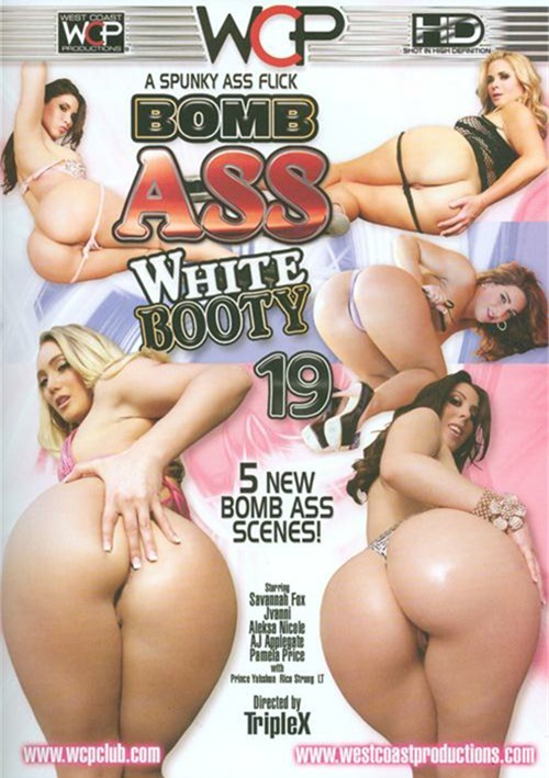 Bomb Ass White Booty 19  West Coast Productions -3527