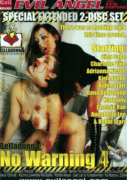 Belladonna: No Warning 4