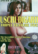 Uschi Digard Triple Feature 5 Movie