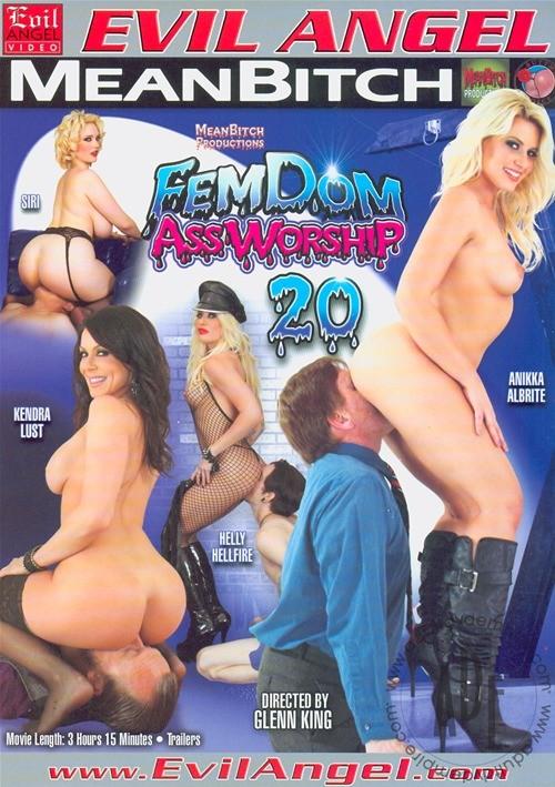 Femdom worship movie