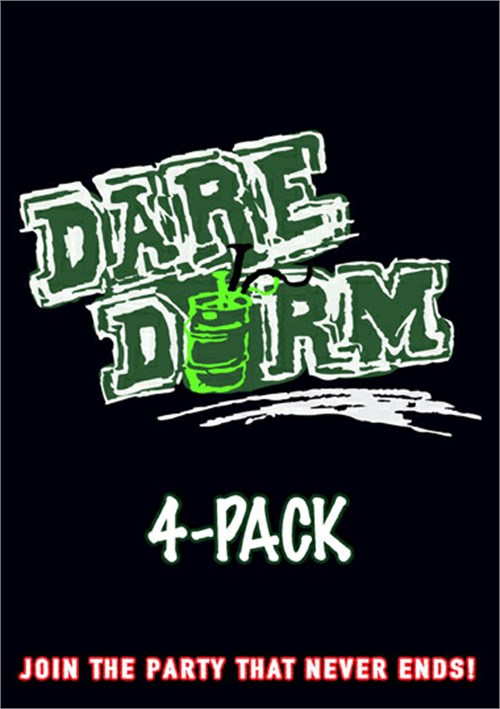 Dare Dorm 4-Pack - POPPORN EXCLUSIVE