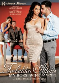 Forbidden Affairs Vol. 9: My Boss' Wife porn DVD from Sweetheart Video.