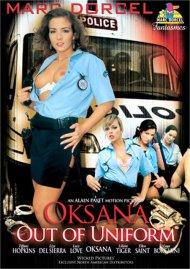 Oksana: Out of Uniform Porn Movie