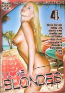 I Love Blondes Porn Movie