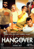 Official The Hangover Parody Boxcover