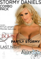 Stormy Daniels Combo Pack Porn Movie