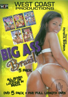 Big Ass Brazil 5-Pack Porn Movie
