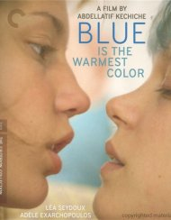 Blue Is The Warmest Color: The Criterion Collection Blu-ray Movie