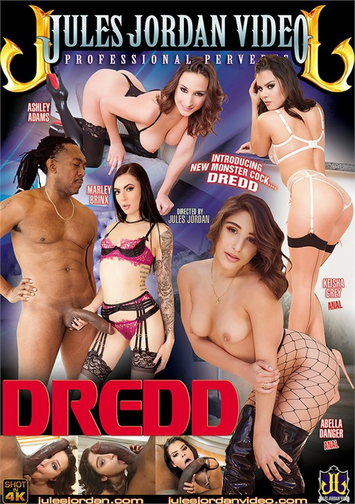 Abella Danger stars in Dredd DVD porn movie.