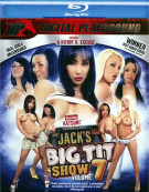 Jacks Playground: Big Tit Show 7 Blu-ray