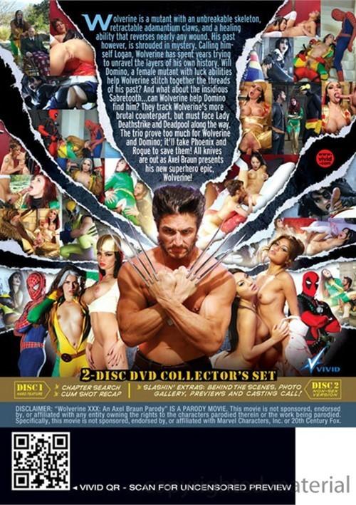 Watch Wolverine XXX An Axel Braun Parody Porn XXX DVD - Juicy Sex Video online free