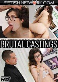 Brutal Castings: Ava Taylor