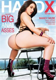 Big Anal Asses Vol. 7 HD DVD porn movie from HardX.