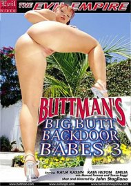 Buttmans Big Butt Backdoor Babes 3 Movie