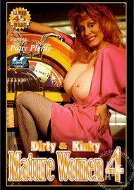 Dirty & Kinky Mature Women 4 Porn Movie