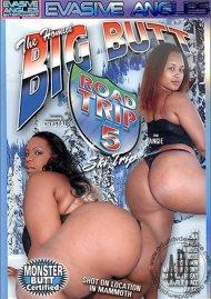 Homies Big Butt Road Trip 5, The Porn Movie