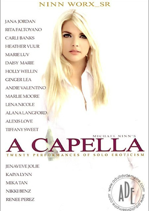 """""""A"""" Capella"""