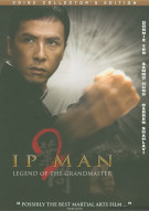 IP Man 2: Legend Of The Grandmaster - 2 Disc Collectors Edition Movie