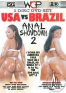 USA Vs Brazil Anal Showdown 2 Porn Movie