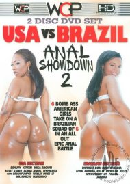 USA Vs Brazil Anal Showdown 2 Porn Video
