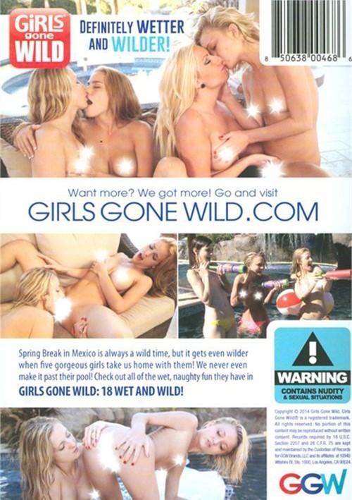 Girls Gone Wild! These Are the Wildest Girls Gone Wild