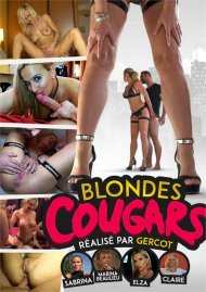 Blondes Cougars Porn Video