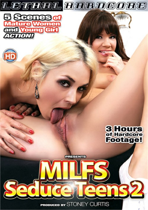 MILFS Seduce Teens 2