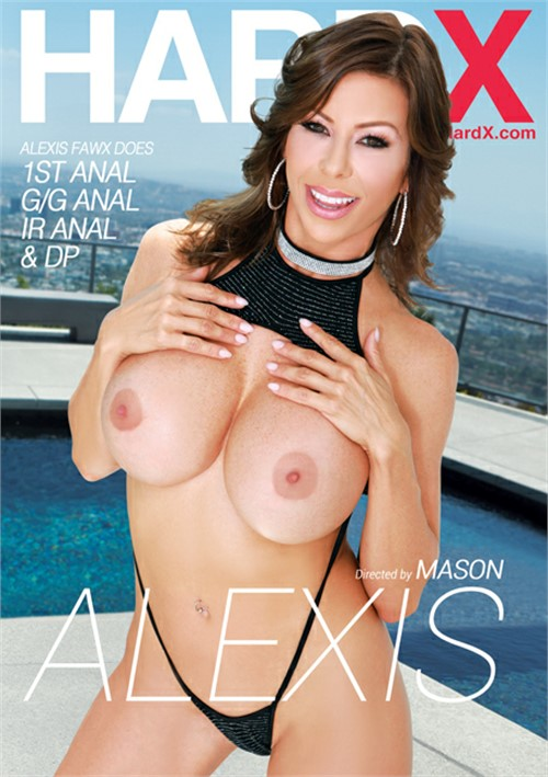 Alexis Fawx and more stars in Alexis DVD porn movie.