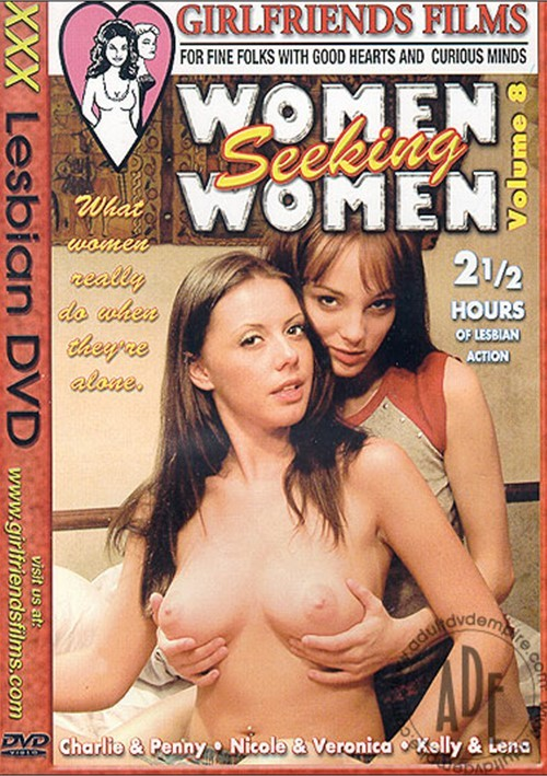 Women Seeking Women Vol. 8