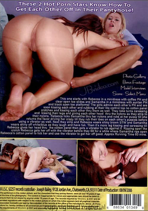pantyhose seduction movies
