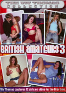 British Amateurs #3 Movie