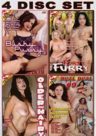 Hairy #2 (4 Pack) Porn Movie