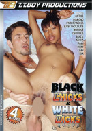 Black Chicks & White Dicks Porn Movie