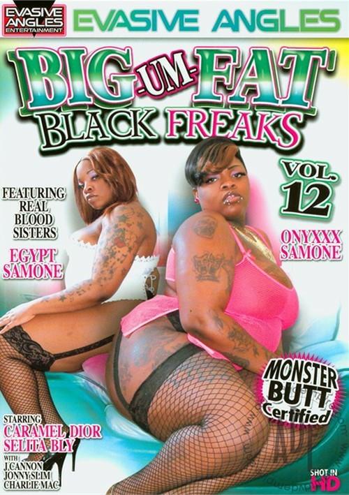 big um fat black freaks 6