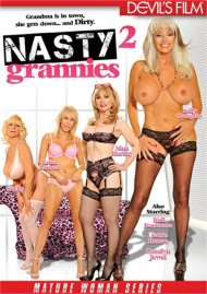 Nasty Grannies 2 HD porn video from Devil's Film.
