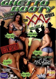 Ghetto Booty: The XXL Series Porn Movie