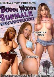Buddy Wood's Shemale Neighborhood Porn Video