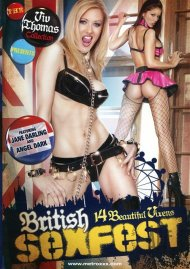 British Sex Fest Porn Movie