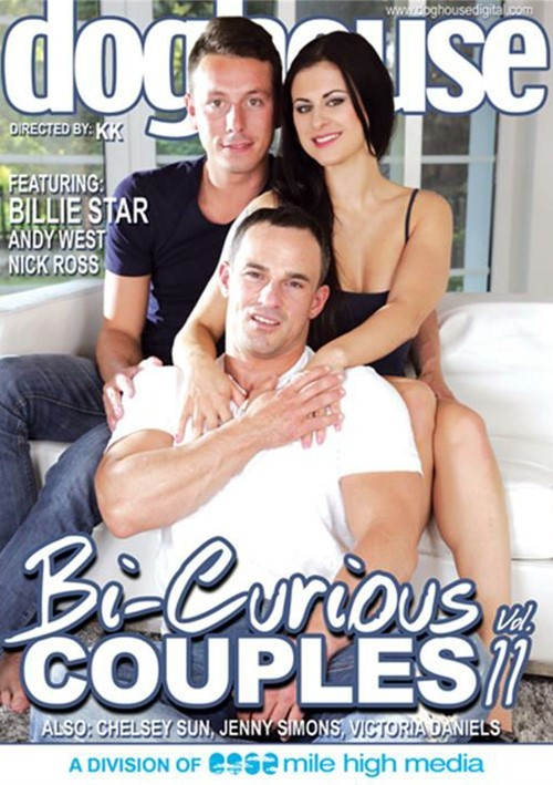 Bisexual curious couples