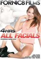All Facials Porn Movie