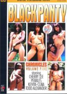 Black Panty Chronicles Vol. 5 Porn Movie