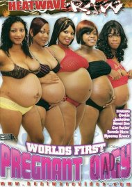Worlds First Pregnant Orgy Porn Video