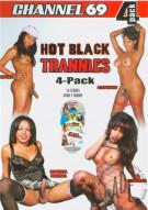 Hot Black Trannies 4-Pack Porn Movie