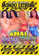 Mondo Extreme 109: Anal Amateur Cougars Porn Movie