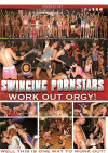 Swinging Pornstars: Work Out Orgy! Boxcover