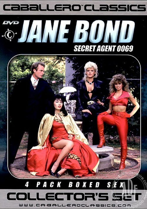 Jane bond meets octopussy lesbian scene - 2 part 9