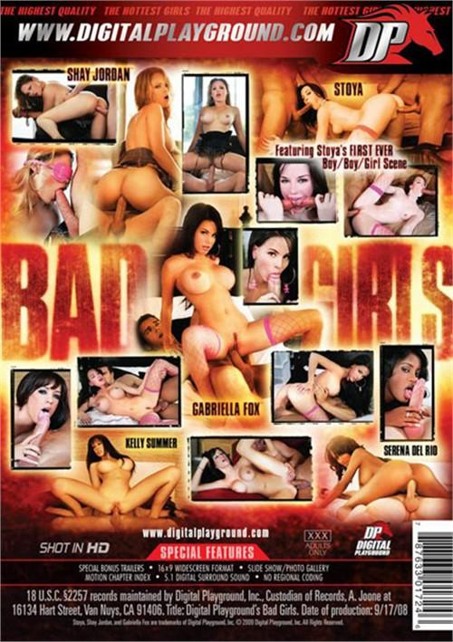 Bad girls porn movie