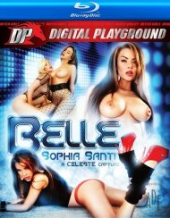 Sophia Santi Belle Blu-ray Movie