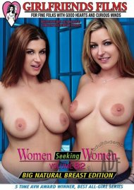 Women Seeking Women Vol. 82: Big Natural Breast Edition Porn Video