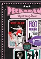 Peekarama: Red Heat + Hot Vampire + Peeping Tom Movie